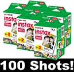 Fujifilm Instax Mini Film - Lot de 5x...