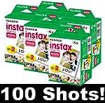 Fujifilm Instax Mini Film - Lot de 5x...