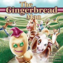 The Gingerbread Man [PC Treasures] (       UNABRIDGED) by Larry Carney Narrated by Kara Kimmer