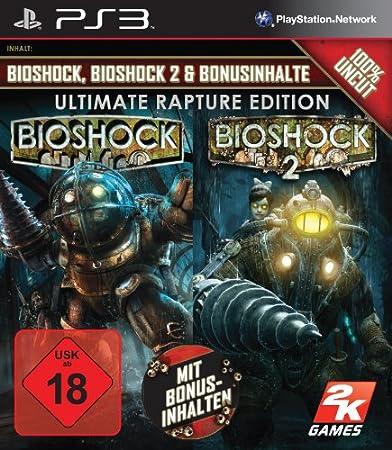 BioShock - Ultimate Rapture Edition [Importación Alemana]