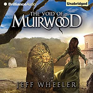 The Void of Muirwood Hörbuch