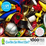 Ceaco Walter Wick Can You See What I See Junk Drawer Jigsaw Puzzle (1000 Pieces)