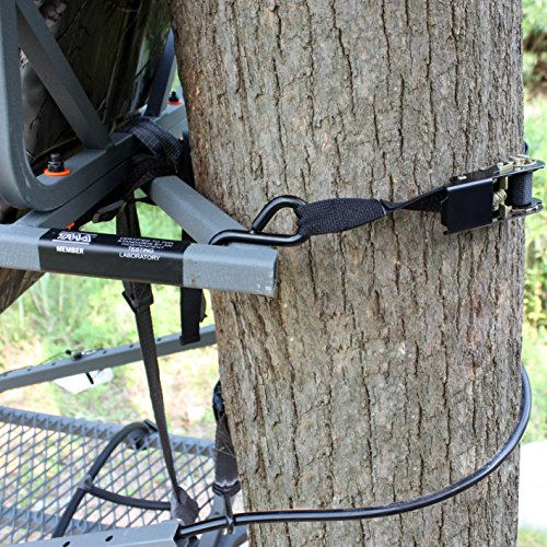 Leader accessories aluminum climbing hunting deer tree stand with