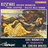 Respighi: Poema Autunnale / Concerto Gregoriano / Ballata Delle Gnomidi