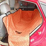 Alcoa Prime High Quality Pet Dog Cat Car Rear Back Seat Carrier Cover Pet Dog Mat Blanket Cover Mat Hammock Cushion...