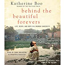 Behind The Beautiful Forevers Audiobook Katherine Boo border=