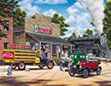 Coca-Cola All Aboard 1000 Piece Jigsaw P...