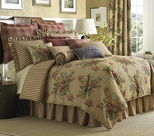 ... Country Floral QUEEN COMFORTER BUNDLE SET – 9 Piece Check Price