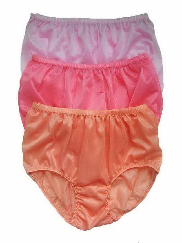 Höschen Unterwäsche Großhandel Los 3 pcs LPK25 Lots 3 pcs Wholesale Panties Nylon günstig kaufen