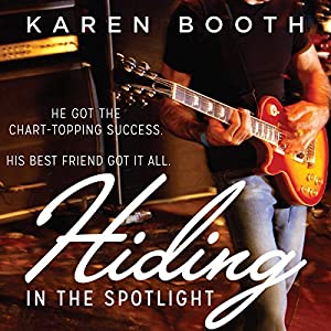 Hiding in the Spotlight Audiobook