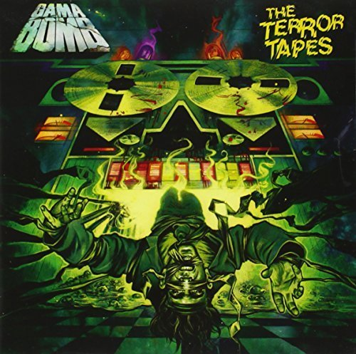 Terror Tapes by Gama Bomb (2013-05-14)