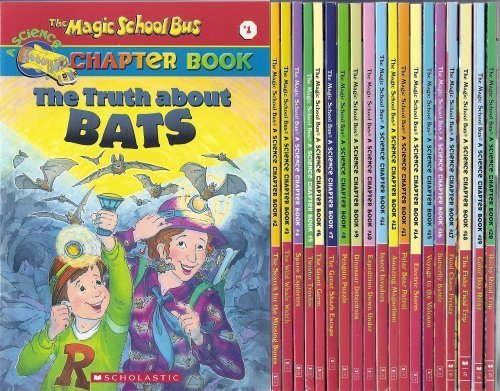 Magic School Bus book set (11 book set)