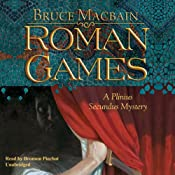 Roman Games: A Plinius Secundus Mystery | [Bruce Macbain]