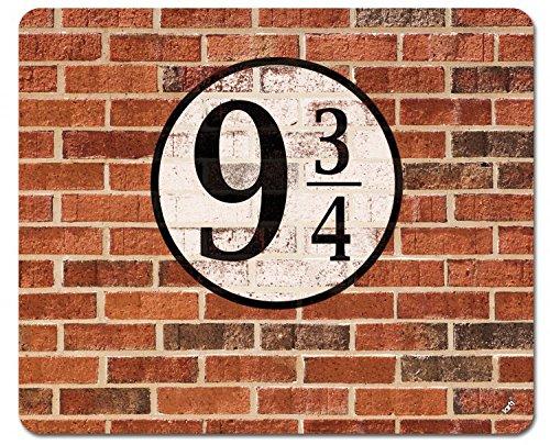 1art1-88635-ziegelstein-mauern-gleis-neundreiviertel-mauspad-23-x-19-cm