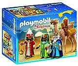 Playmobil - Navidad, reyes magos (5589)