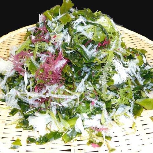 海藻ダイエットサラダ9食分食べて健康に痩せる業務用海藻ダイエット1食わずか16kcal