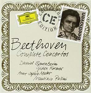 Beethoven : Intégrale des Concertos