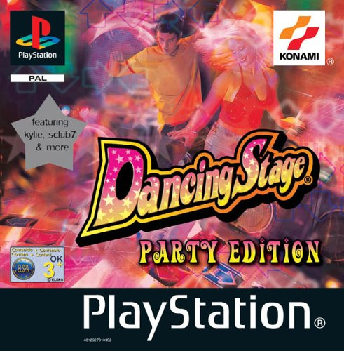 Dancing Stage Party Edition (PS1)