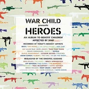 NEW War Child - War Child Present Heroes (CD)