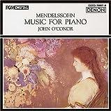 メンデルスゾーン:ピアノ曲集