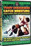 CATCH WRESTLING: THE LOST ART OF HOOKING STARRING TONY CECCHINE, 10 VOLUMES ON 4 DVD'S