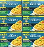Annie's Homegrown Gluten Free Creamy Deluxe Rice Pasta Dinner, 11-Ounce Boxes (Pack of 12)
