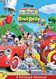 Mickey Mouse Clubhouse: Road Rally - DVD (Bilingual)