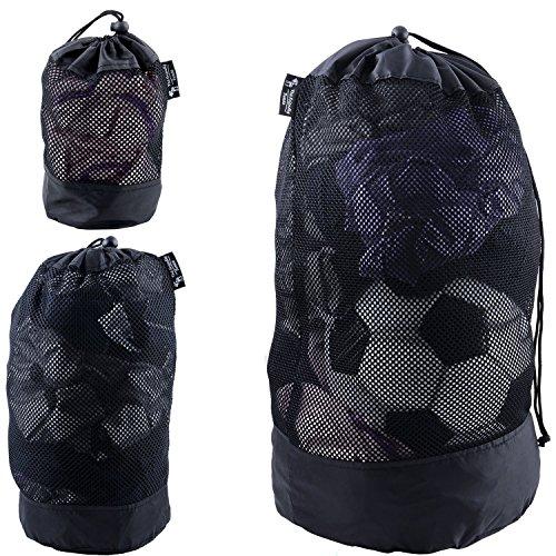 北欧スウェーデン発「The Friendly Swede」3個入り ポリエステル メッシュバッグ 3サイズ スポーツ 旅行 巾着袋