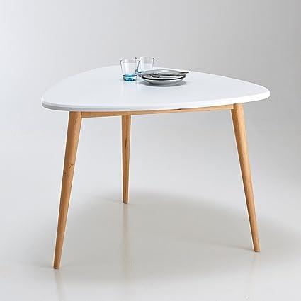 La Redoute Interieurs Tavolo Da Pranzo 3 Persone, Jimi Taglia 1 Ecru