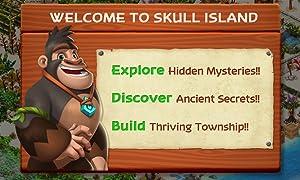 Explorers: Skull Island from Rockyou Inc.