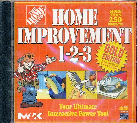 ARCMEDIA Home Improvement 1-2-3 (PC)