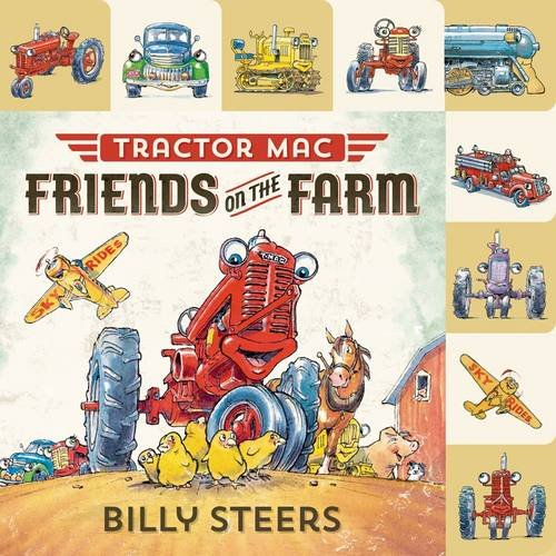 Lift-the-Flap Tab: Tractor Mac: Friends on the Farm (Lift-the-Flap Tab Books) (Chicken Tractor Book compare prices)