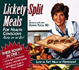 img - for By Zonya Foco Lickety-Split Meals for Health Conscious People on the Go! (2nd Second Edition) [Spiral-bound] book / textbook / text book