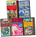Alexander McCall Smith The No. 1 Ladies Detective Agency 5 Books Collection P...