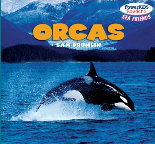 Orcas (Powerkids Readers: Sea Friends) PDF