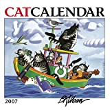 CatCalendar 2007 Mini Wall Calendar (0764935011) by Pomegranate