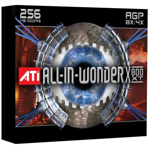 ATI All-In-Wonder X800 XT Video Card discount price 2015
