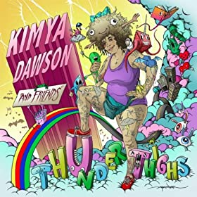 15. Kimya Dawson – Walk Like Thunder