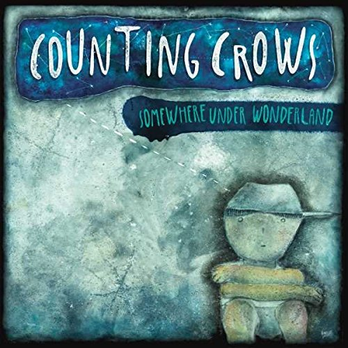 CD : Counting Crows - Somewhere Under Wonderland (Deluxe Edition)