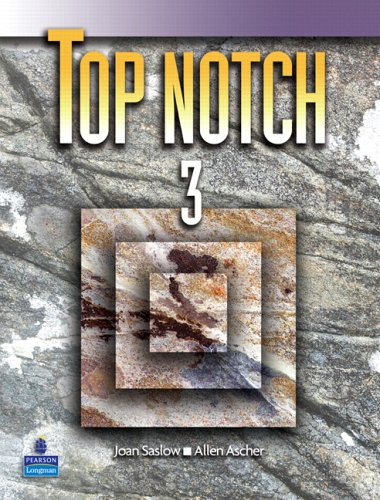 Top Notch 3 (International English for Today's World)