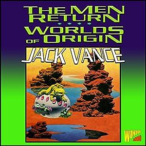 The Men Return & Worlds of Origin Audiobook