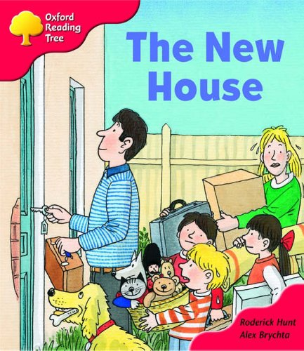 Oxford Reading Tree: Stage 4: Storybooks: the New House