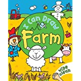 I Can Draw: Farmby Simon Abbott