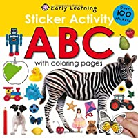 Sticker Activity ABC (Sticker Activity Fun)