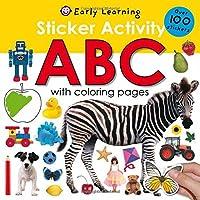 Sticker Activity ABC (Sticker Activity Fun)