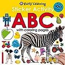 Sticker Activity ABC (Early Learnin...