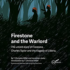 Firestone and the Warlord Audiobook