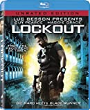 Cover art for  Lockout (Unrated Edition) [Blu-ray]