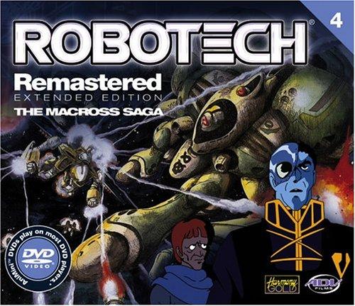 Robotech Remastered, Vol. 4