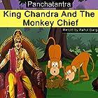 King Chandra and the Monkey Chief Hörbuch von Rahul Garg Gesprochen von: David Vandermullen